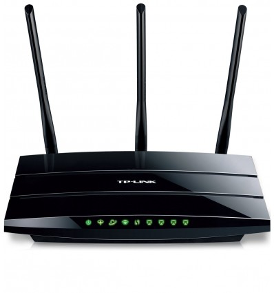 ROUTER TP-LINK ADSL2+ 300Mbps WIRELESS N GIGABIT TD-W8970B