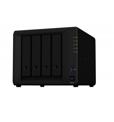 SYNOLOGY DS418 4BAY 1.4 GHZ QC 2X GBE EXT