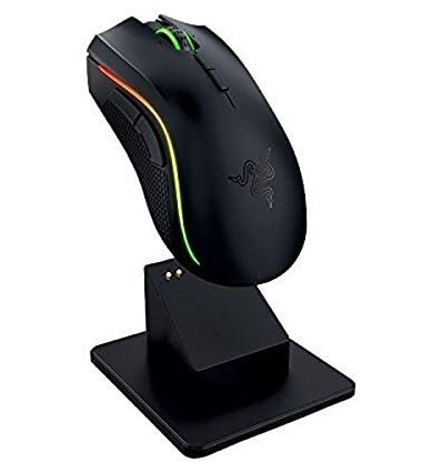 RATON RAZER MAMBA WIRELESS 16000 DPI GEARS 5 EDITION