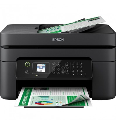 IMPRESORA Epson WorkForce WF-2830DWF Wifi Fax